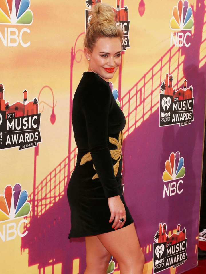 The 2014 iHeartRadio Music Awards -05