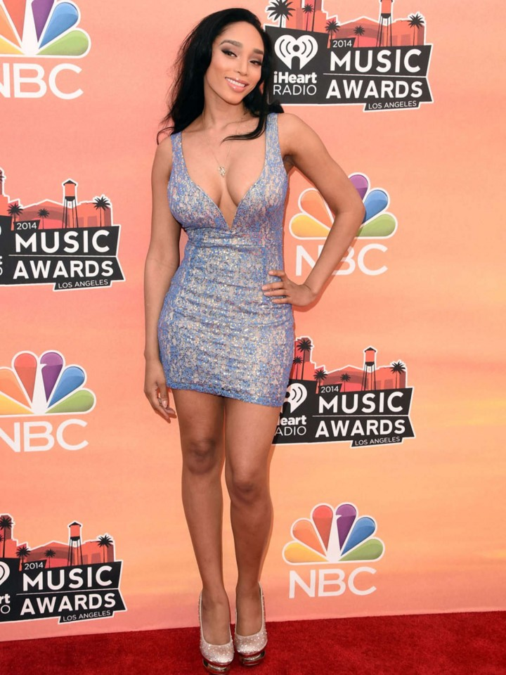 The 2014 iHeartRadio Music Awards -06