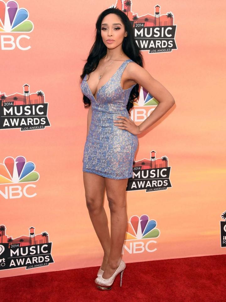 The 2014 iHeartRadio Music Awards -08