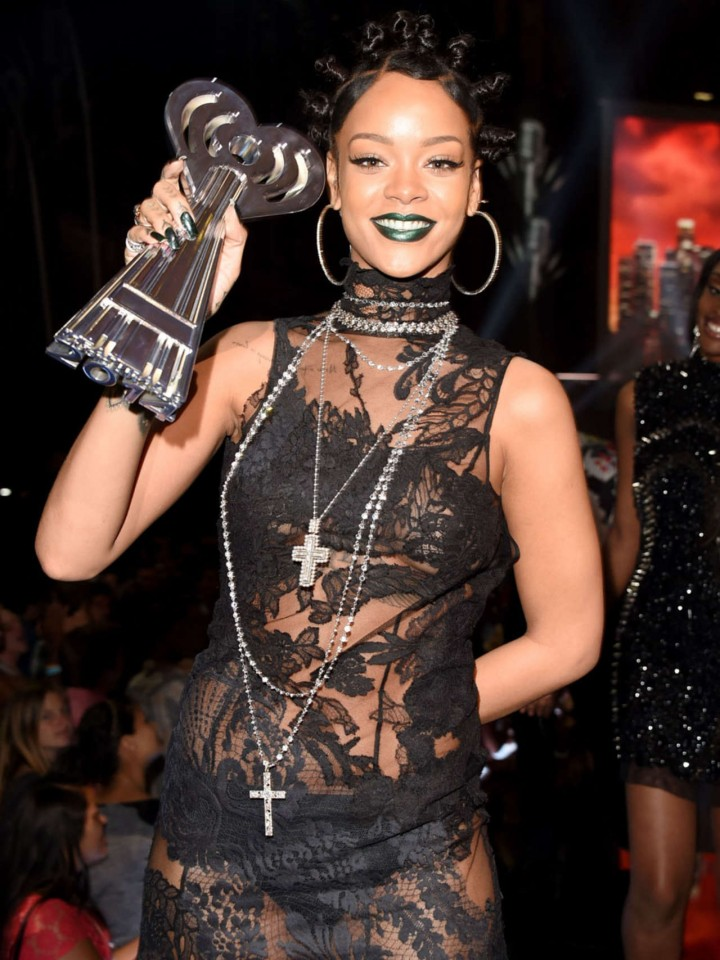 The 2014 iHeartRadio Music Awards -23