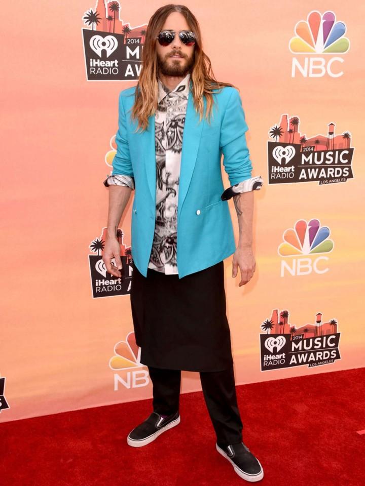 The 2014 iHeartRadio Music Awards -28