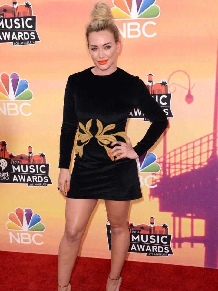 The 2014 iHeartRadio Music Awards -33