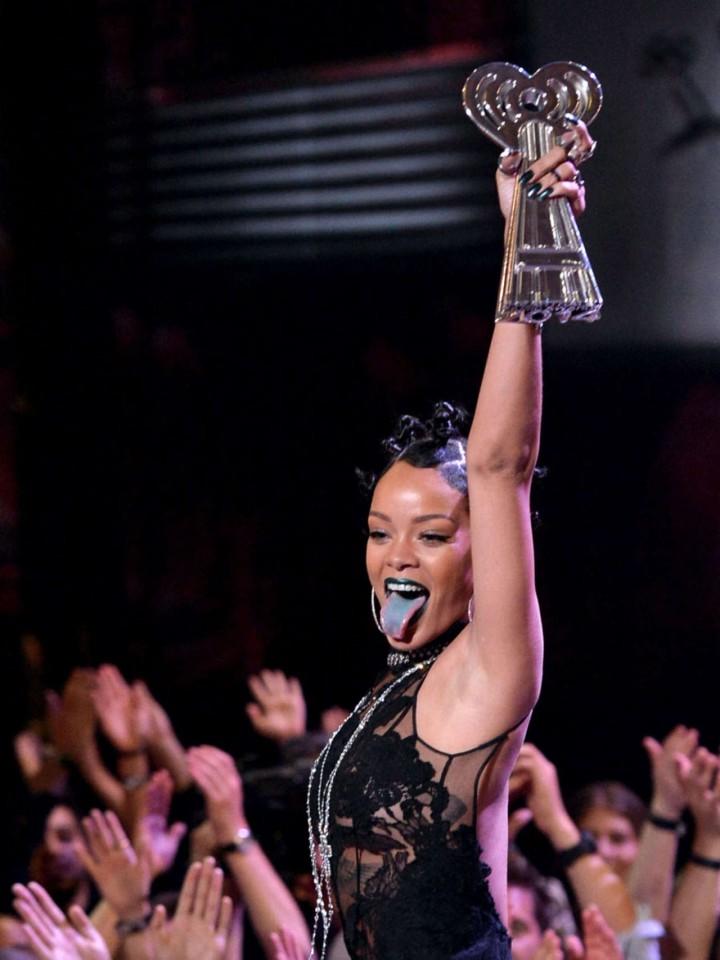 The 2014 iHeartRadio Music Awards -40