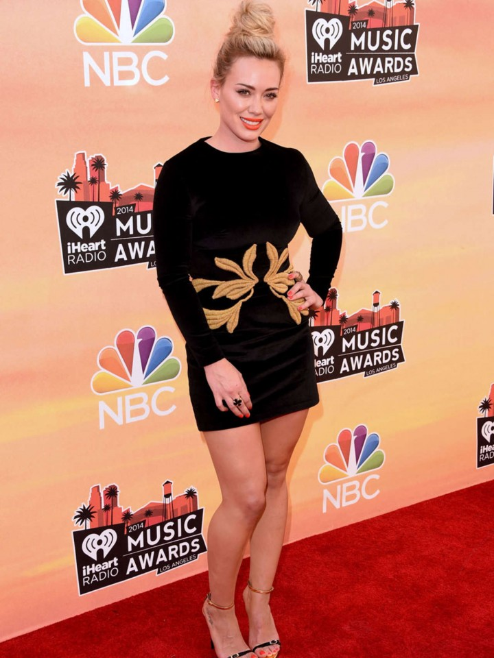 The 2014 iHeartRadio Music Awards -41