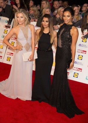 The Saturdays - 2014 Pride of Britain Awards in London