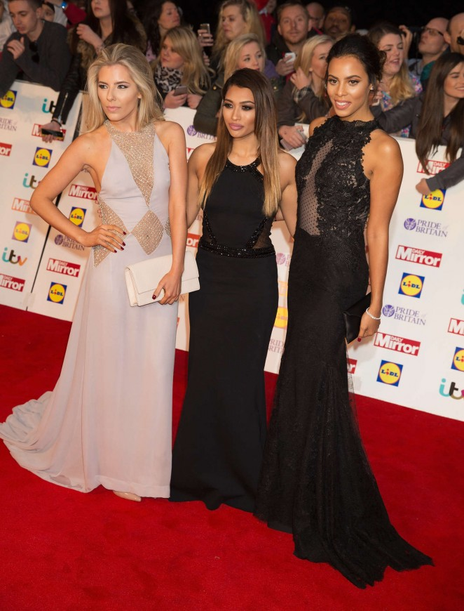 The Saturdays – Pride of Britain Awards 2014 in London