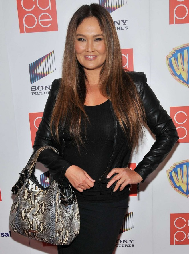 Tia Carrere - Cape Holiday Party in Los Angeles