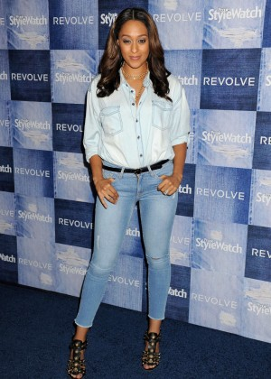 Tia Mowry - People StyleWatch 4th Annual Denim Party in LA