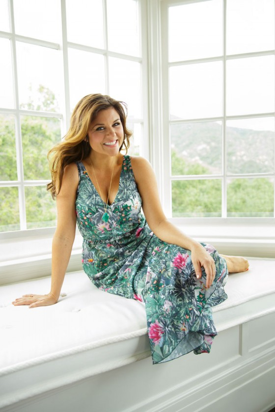 Tiffani Thiessen - 2013 Redbook Photoshoot -05