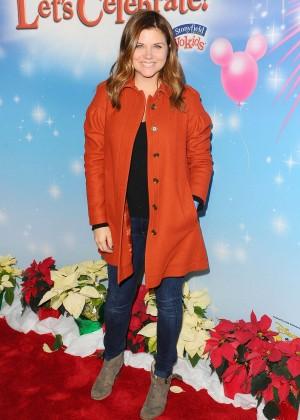 Tiffani Thiessen - Disney On Ice Presents Let's Celebrate! in LA