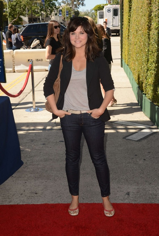 Tiffani Thiessen - John Varvatos 2013 Stuart House Benefit -04
