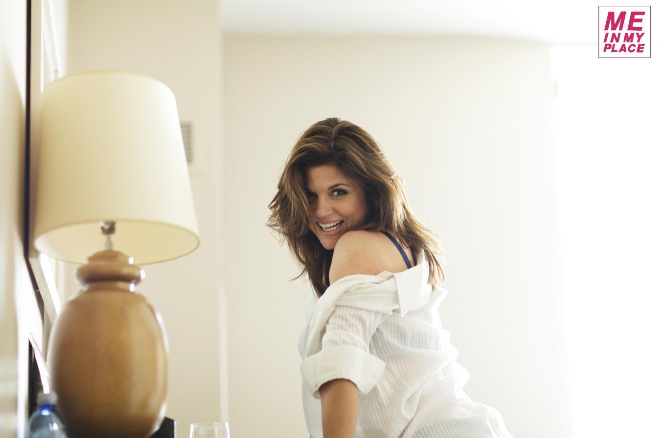 Tiffani Thiessen - Me In My Place Photos-16 - GotCeleb Tiffani Thiessen 2013 Me In My Place