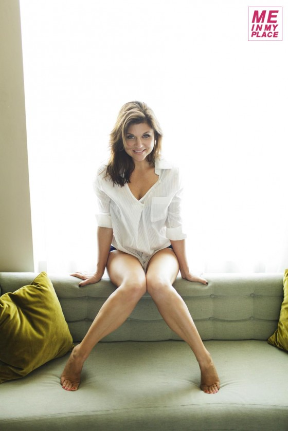 Tiffani Thiessen - Me In My Place Photos-26