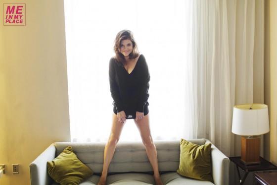 Tiffani Thiessen – Me In My Place photoshoot -08 – GotCeleb Tiffani Thiessen 2013 Me In My Place