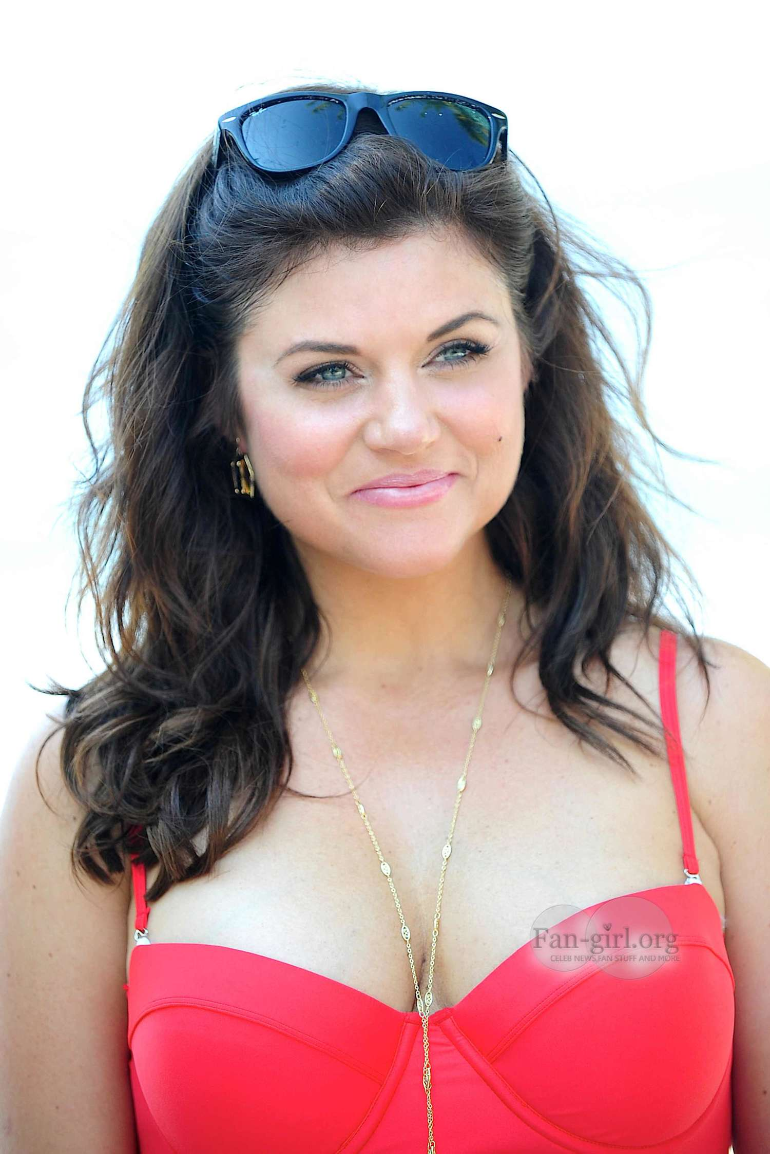 Tiffani Thiessen Swimsuit Photos 2014 In Mexico 17