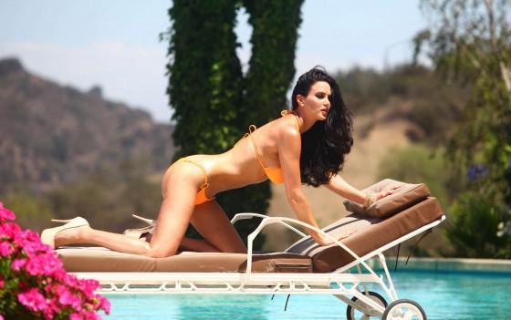 Tiffany Taylor – Bikini Photo Shoot In Beverly Hills -05