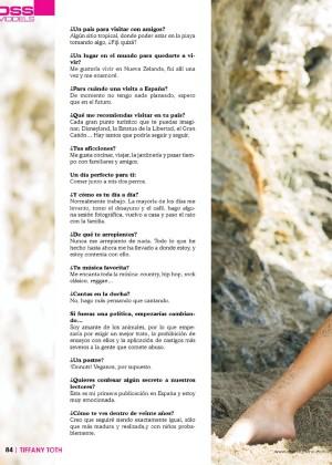 Tiffany Toth: DSS Spain 2014 -08