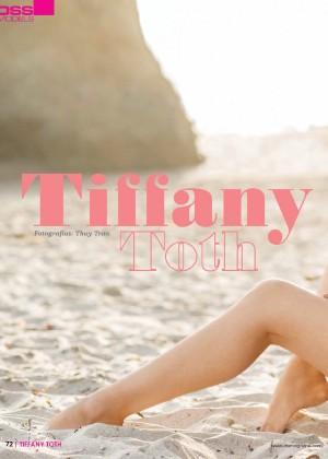 Tiffany Toth: DSS Spain 2014 -15