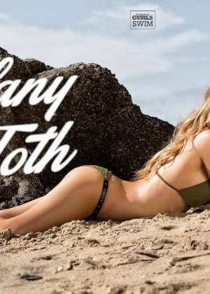 Tiffany Toth - Fitness Gurls Magazine (July 2014)