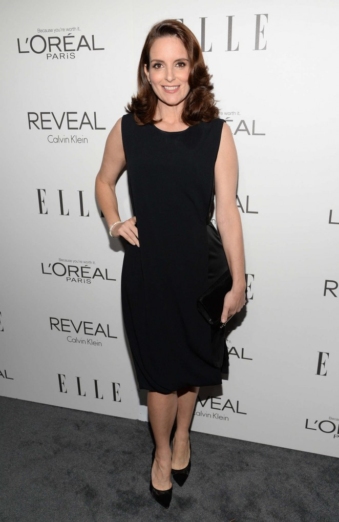 Tina Fey- 21st annual ELLE's Women in Hollywood Awards in LA