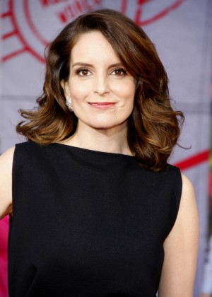 Tina Fey: Muppets Most Wanted Premiere -01