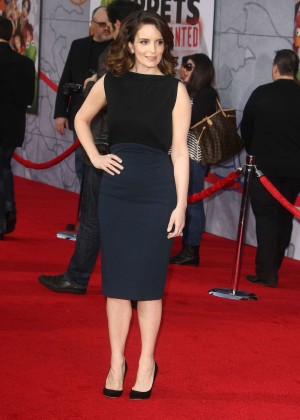 Tina Fey: Muppets Most Wanted Premiere -10