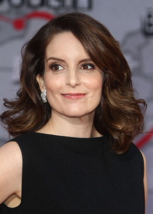 Tina Fey: Muppets Most Wanted Premiere -11
