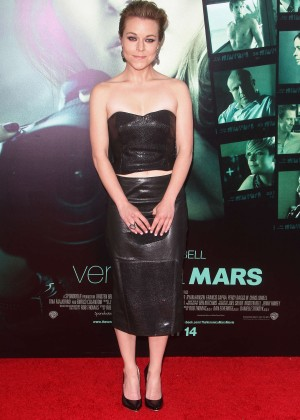 Tina Majorino: Veronica Mars Premiere -08