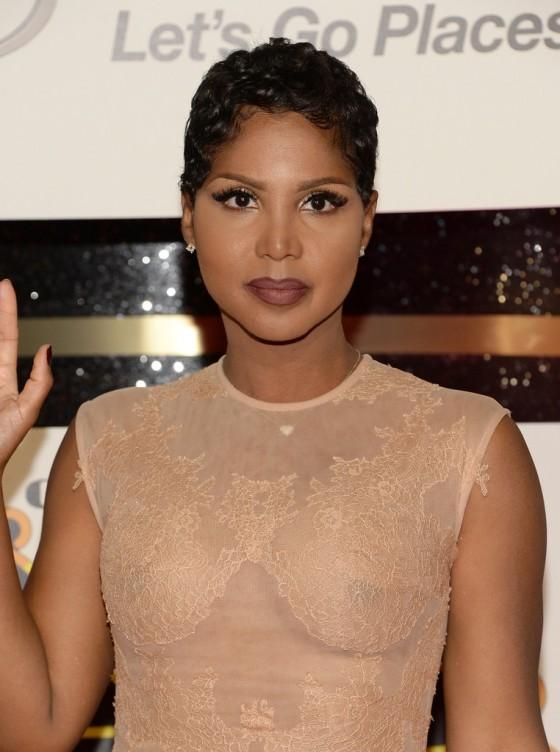 Toni Braxton – 2013 Soul Train Awards in Las Vegas