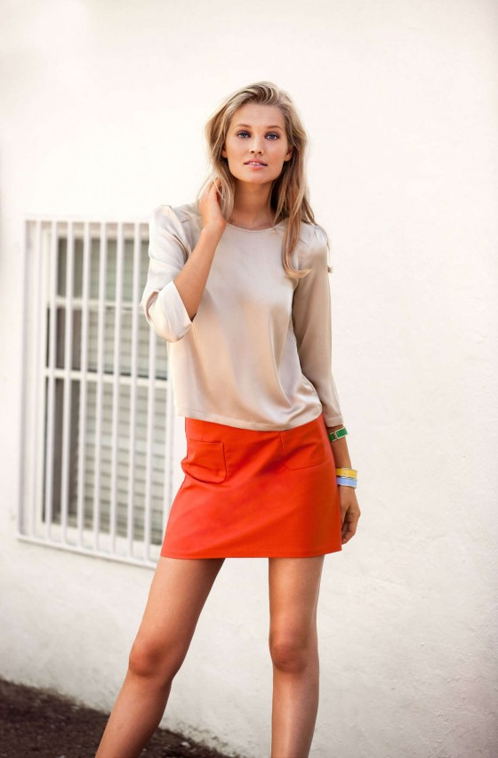 Toni Garrn H and M Spring-Summer Collection pic -56 - GotCeleb