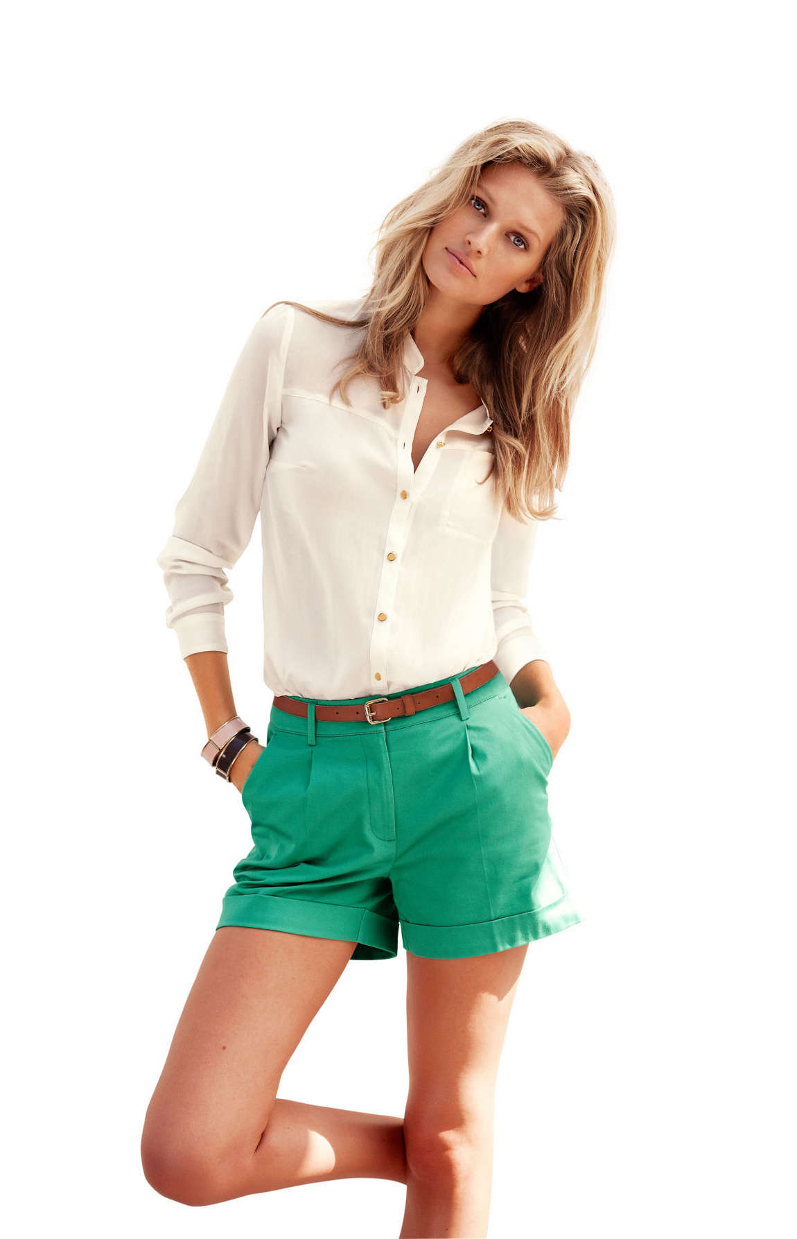 Toni Garrn H and M Spring-Summer Collection pic -63