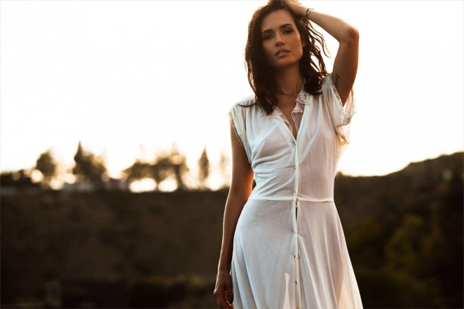Torrey DeVitto: James Banasiak Photoshoot 2014 -01