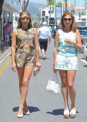 TOWIE Girls in Bikini 2014 -04