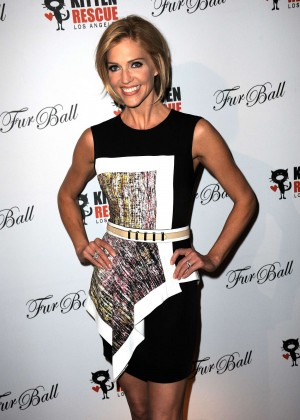 Tricia Helfer - 6th Annual Fur Ball At The Skirball Gala And Fundraiser in Los Angeles