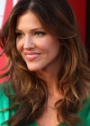 Tricia Helfer - in a green dress at The Amazing Spider Man Premiere-15