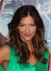 Tricia Helfer - in a green dress at The Amazing Spider Man Premiere-20