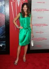 Tricia Helfer - in a green dress at The Amazing Spider Man Premiere-22