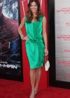Tricia Helfer - at Premiere in Westwood