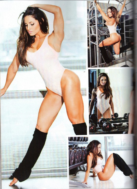 Trish Stratus – Inside Fitness-16