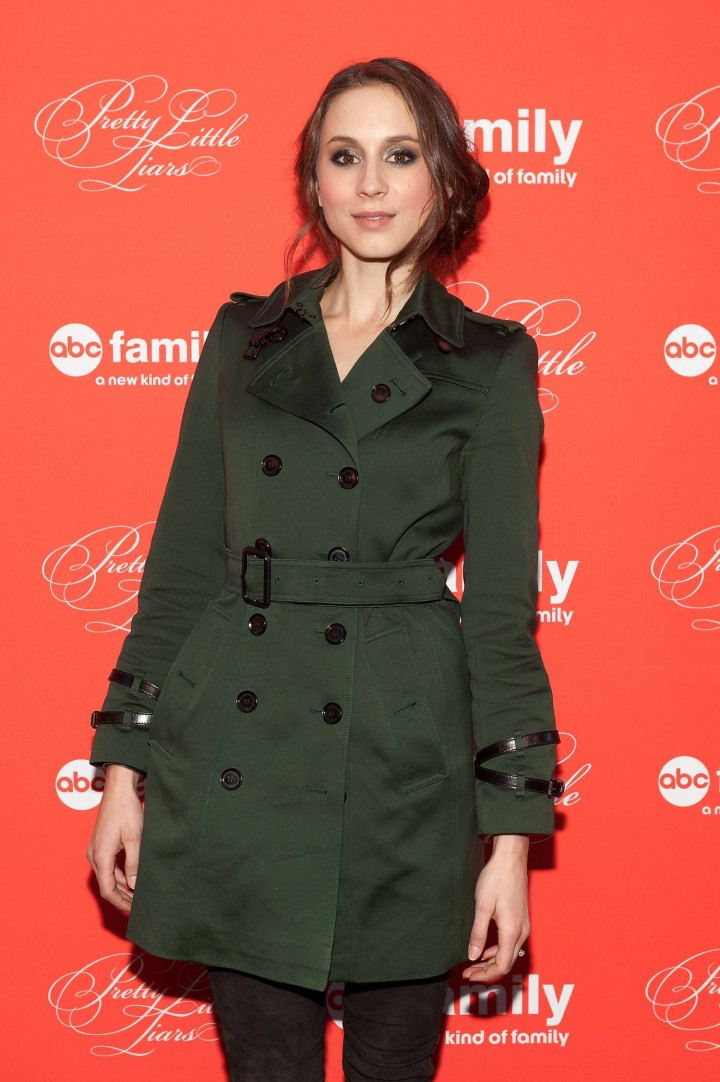 Troian Bellisario: Pretty Little Liar Season Finale Screening -02