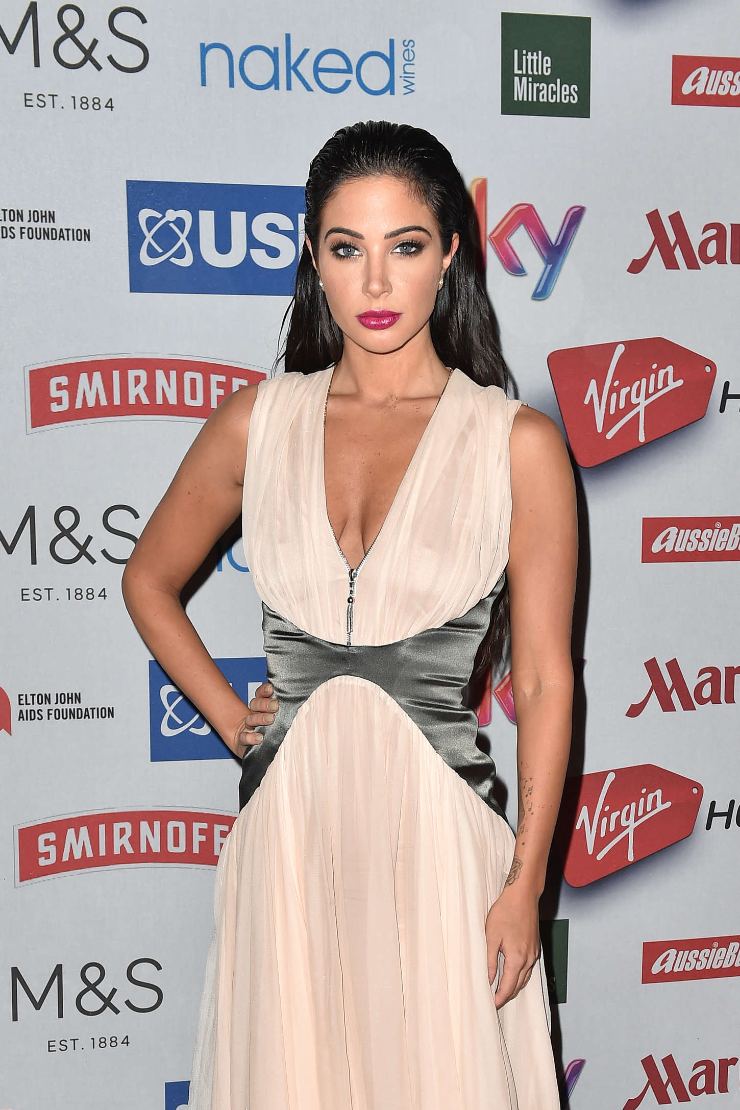 Tulisa Contostavlos - 2014 Attitude Awards in London