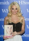 Tulisa Contostavlos at Book Signing in Buckinghamshire-02