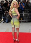Tulisa Contostavlos hot in tight dress-05