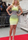 Tulisa Contostavlos hot in tight dress-10