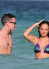 Tulisa Contostavlos - New Hot Bikini pics from Miami-18
