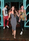 Tulisa Contostavlos Out in Dubai -01
