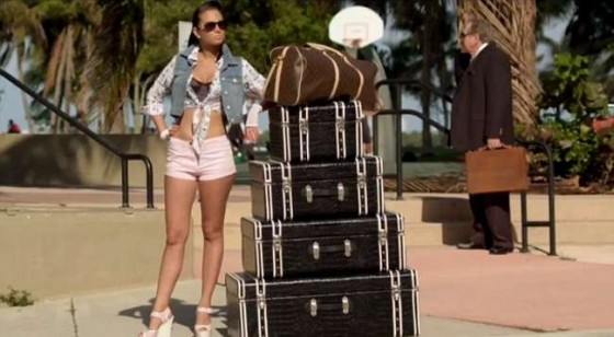 Tulisa Contostavlos We Are Young Music Video Stills-01