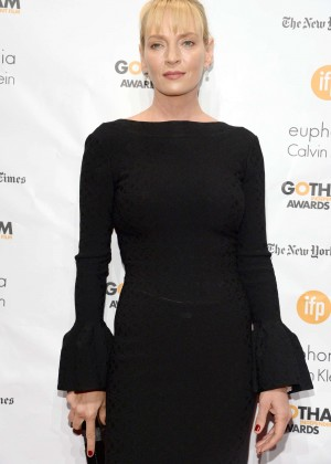 Uma Thurman - 24th Annual Gotham Independent Film Awards in NYC