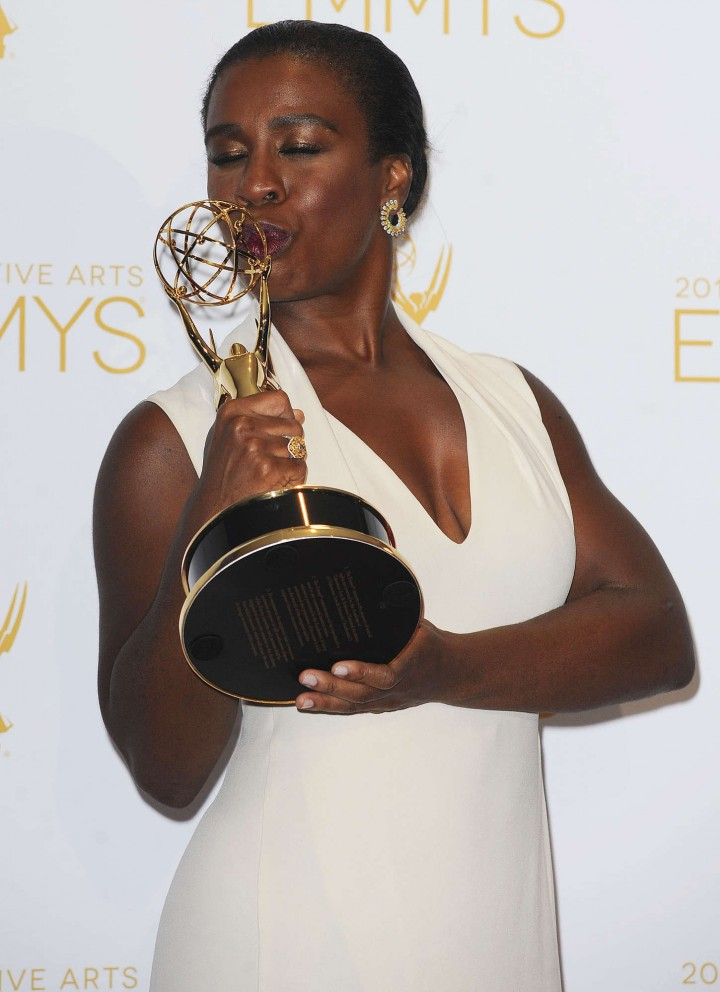 Uzo Aduba - Creative Arts Emmy Awards 2014