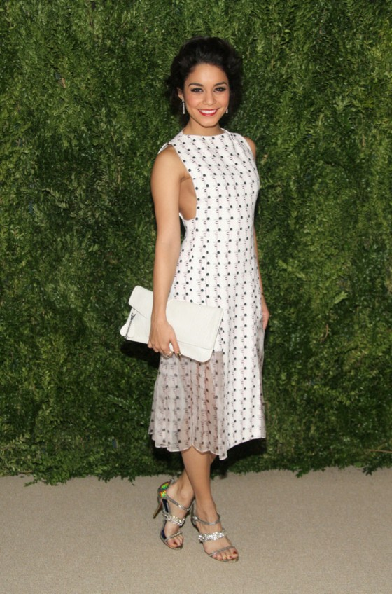 Vanessa Hudgens – 2013 CFDA Fashion Fund in NYC
